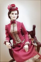 Natalie Victorian 01 by scargeear