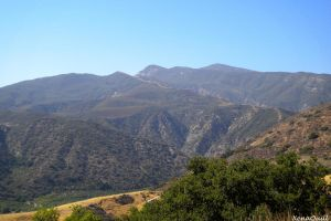 Mountains of Los Padres by XenaQuill
