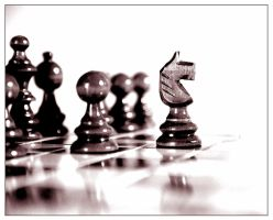 Chess-Schach 01 by napoca