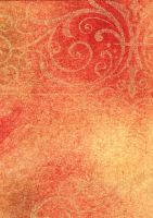 ATC Background Golden Orange by ValerianaSTOCK
