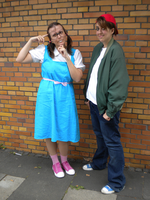 Disney's Recess Cosplay1 by Eric--Cartman