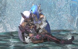 The Fall of T-Elos by Primantis