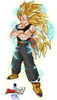 Trunks SSJ3 by Dairon11