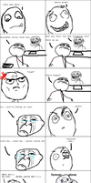Rage Comic 2 by jutto