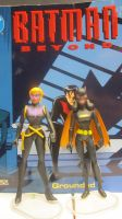 JUSTICE LEAGUE BEYOND: NIGHTWING AND BATGIRL by monitor-earthprime