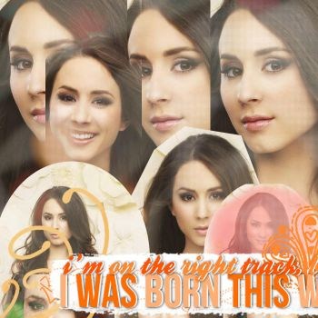 Blend Born This Way by PauEdiitions