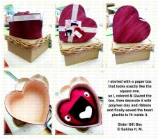 Sister Gift Box - Detailed by ChocoAng3l