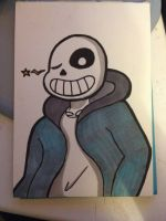 [WIP] Sans by hylidia