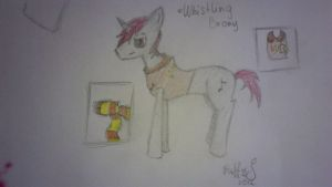 :Gift: To WB 3 ^-^ by PuffySmosh