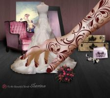 My Wedding Night by sweeta18