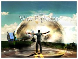 WAVE EXPLOSION by SET07
