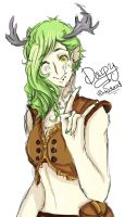 Dollphy Doodle by Rndom-Obsessions