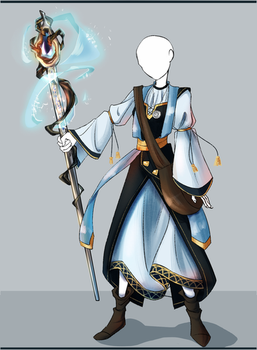 Adoptable outfit #32 - [Auction - CLOSED] by Eggperon