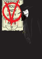V for Vendetta Fan Art 2 by Lappy74