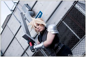 FFVIII: Coming Down At You by CosplayerWithCamera