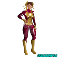 Iron Chun by DragonLord720