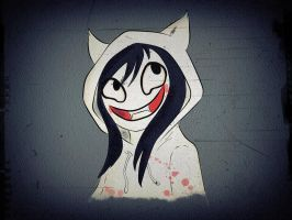 Jeff the killer - chibi by Tigredeojoazul