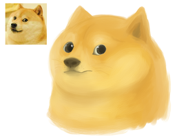 Doge by Wowza-Wowzers