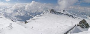 From the top of Kaprun by vttiste