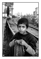 railroad kid .Harun I. by fairylike