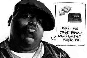 Biggie Smalls by muhcashin