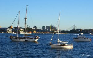 Sydney waters by Zlata-Petal