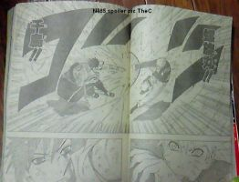 Naruto 485 spoiler pic by Thecmelion