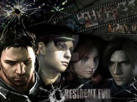 Resident Evil Wallpaper by kendra188