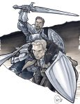 Cullen and Alistair by AdamWithers