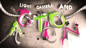Light Camera and Action by y0rri
