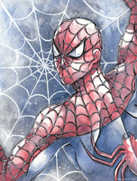 Spider-Man by Famove