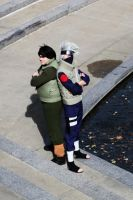 Kakashi and gai 3 by Suki-Cosplay
