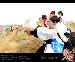 Gintama - ... by Lishrayder