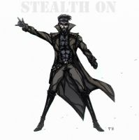 Stealth on! by Kain-Moerder