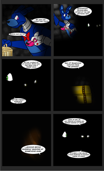 Spring-trapped #60 Hello Darkness, My Old Friend by RuneVix