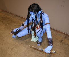 Neytiri Cosplay,, by UndercoverEnvy