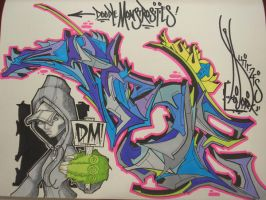 BlackBook Session 1 by AngelAirbrush