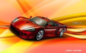 Saleen S7 Twin Turbo - Dooffy by Dooffy-Design