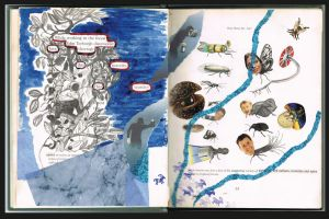 finished spread 1 by KatDiestel