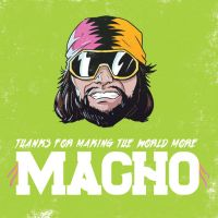 The Macho Man by AdamLimbert