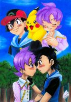 Promise Each Other by Ash-Misty-Pikachu