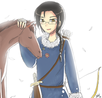 APH - MONGOLIAA by DinoTurtle