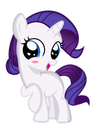 Blushing filly rarity by Coltsteelstallion