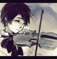 Violin by huni-kun