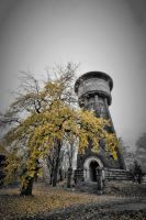 Old Prague Waterworks II by tomsumartin