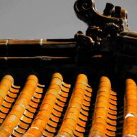 Chinese Roof by horstdesign