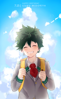 deku!! by Oretsuu