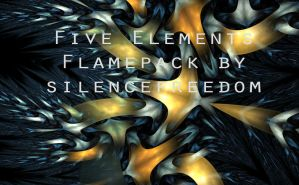 Five Elements FlamePack by silencefreedom