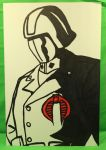 Cobra Commander by mikedurland