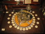 Steampunk Ouija Board by The-Skald